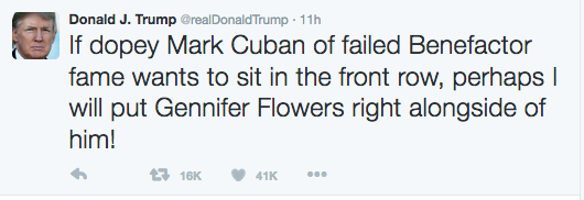 trump-on-flowers